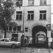 Hausdurchfahrt, Dresden Friedrichstadt
