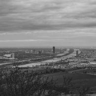Blick vom Kahlenberg Wien
