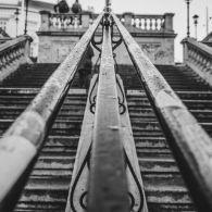 Gänsemädchenbrunnen Geländer Wien