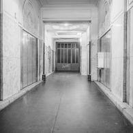 Hauseingang Durchgang Wien