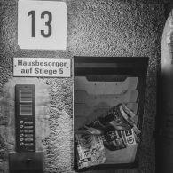 Gasse Wien Hausbesorger