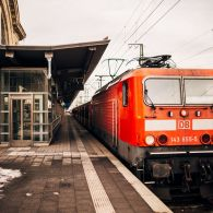 Bahnhof Nürnberg S2 nach Schwabach