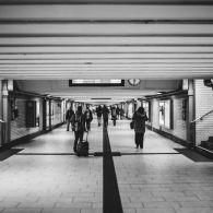 Bahnhof Nürnberg Durchgang