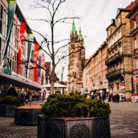 Nürnberg St. Lorenz außen