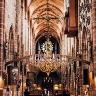 Nürnberg St. Lorenz Kirchenschiffe