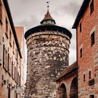 Nürnberg Spittlertorturm