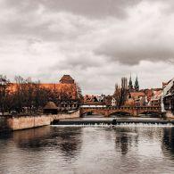 Nürnberg vom Kettensteg