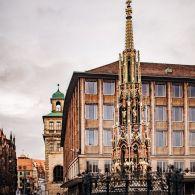 Nürnberg Schöner Brunnen