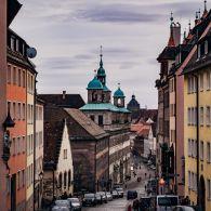 Nürnberg Burgstraße